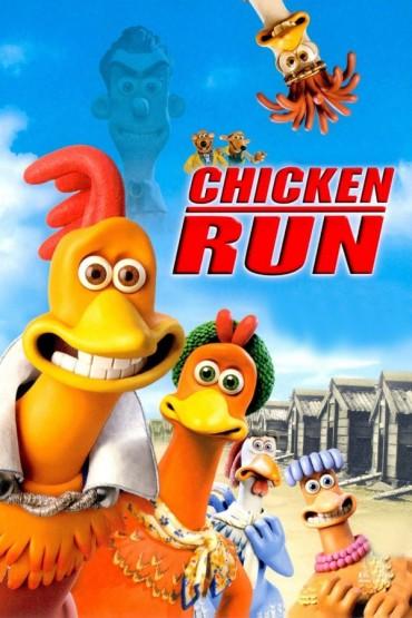 Chicken Run Font