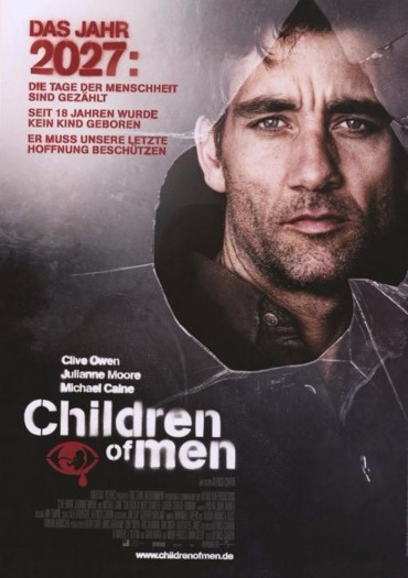 Children of Men Font
