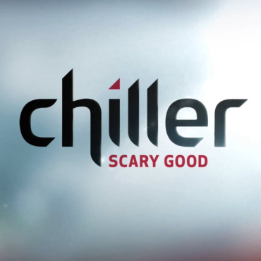 Chiller Logo Font