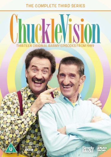 ChuckleVision Font