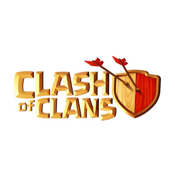 Clash Of Clans Logo Font