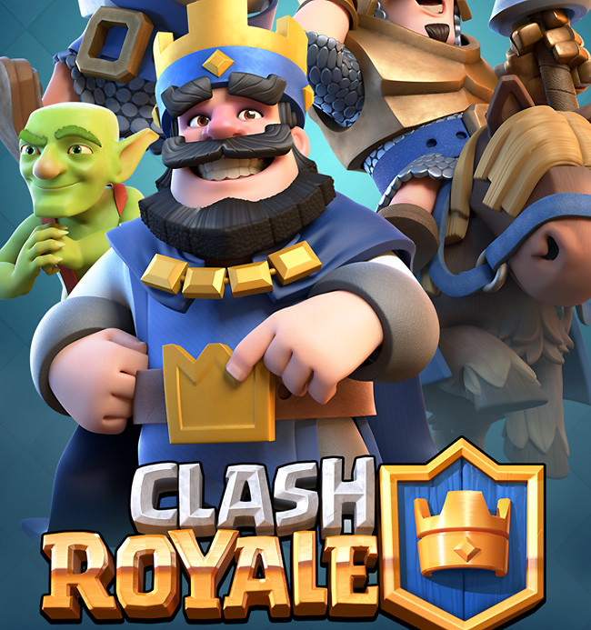 Clash Royale is a freemium mobile strategy video game developed and ...