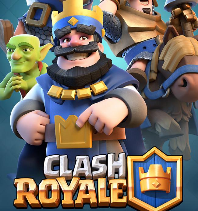 Clash Royale Font