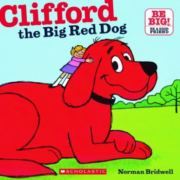 Clifford the Big Red Dog Font
