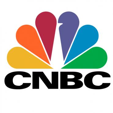 CNBC Logo Font