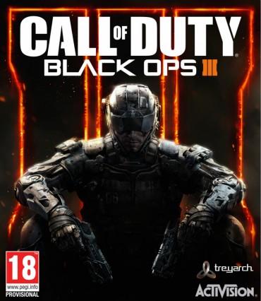 Call of Duty Black Ops III Font