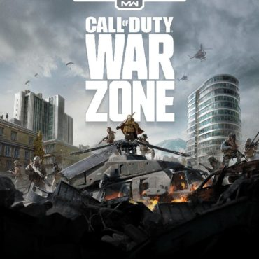 Call of Duty Warzone Font