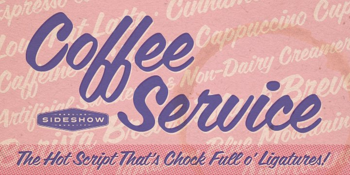 coffee-service-font