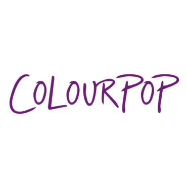 ColourPop Logo Font