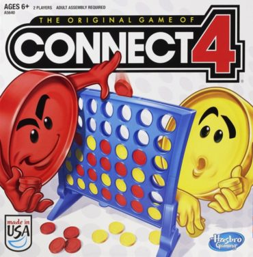 Connect Four Font