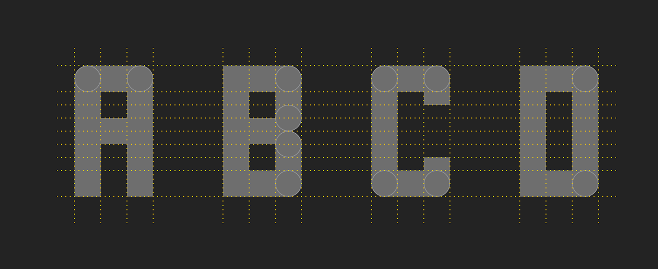 cornerstone font sample1
