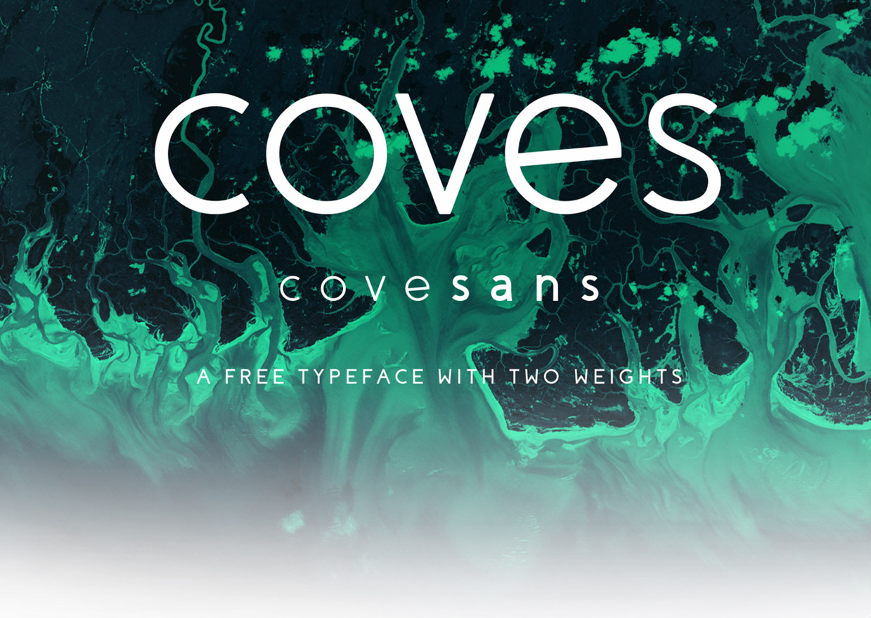 coves font sample_m