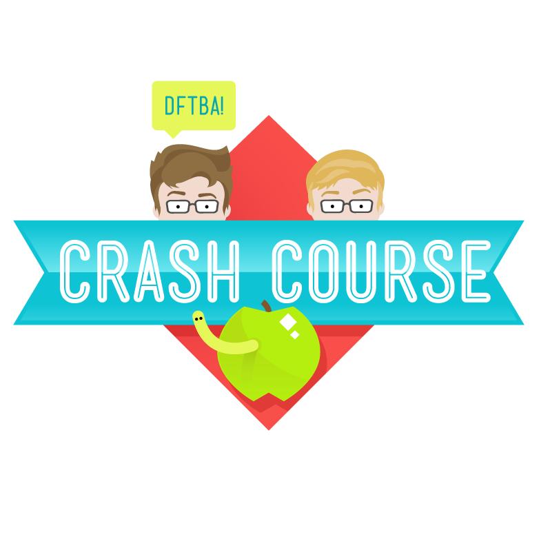 Crash Course Logo Font