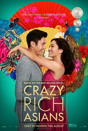 Crazy Rich Asians Font