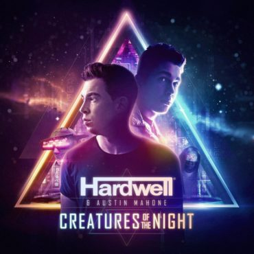 Creatures of the Night (Hardwell) Font
