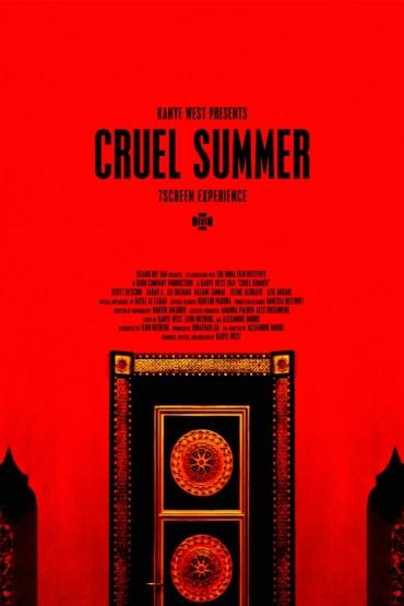 Cruel Summer Font