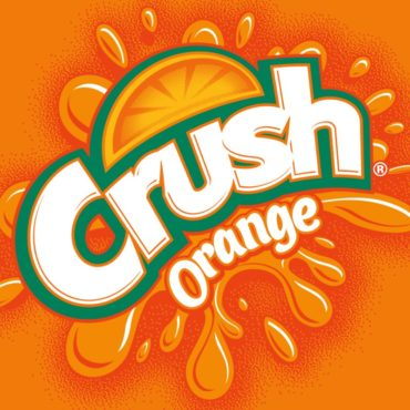 Crush Orange Font