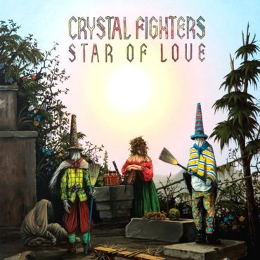 Star of Love (Crystal Fighters) Font
