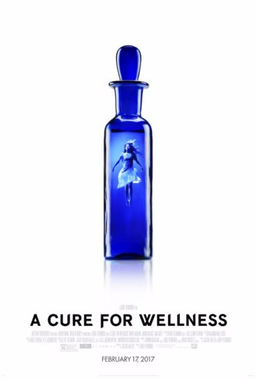 A Cure for Wellness Font