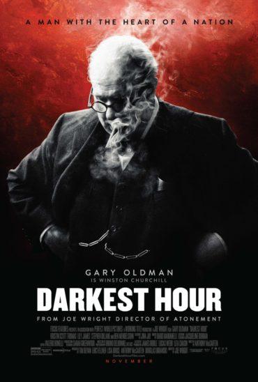 Darkest Hour Font