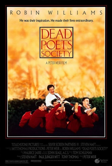 Dead Poets Society Font