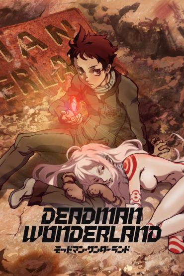 Deadman Wonderland Font