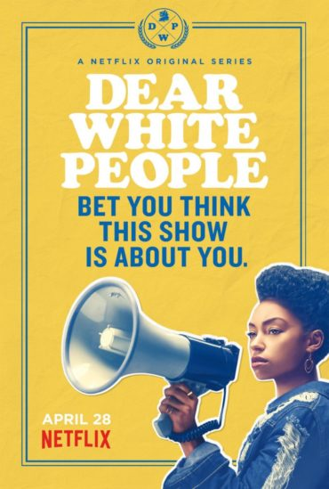Dear White People Font