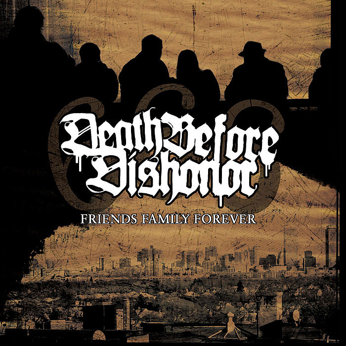 death before dishonor album