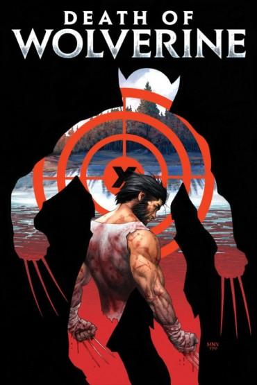 Death of Wolverine Font