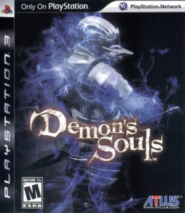 Demon's Souls Font