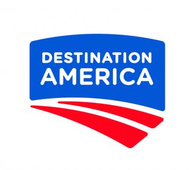 Destination America Font