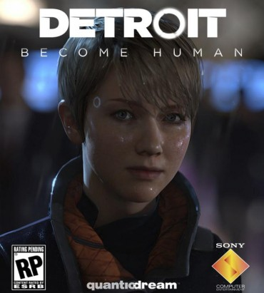 Detroit: Become Human Font