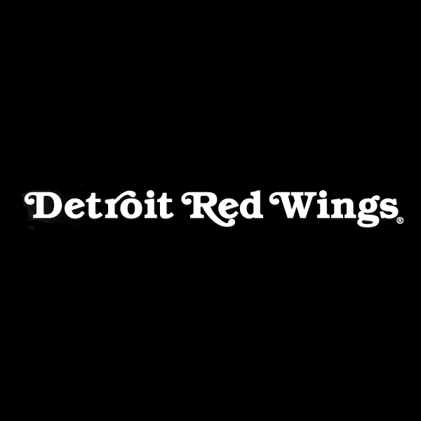 Detroit Red Wings Logo Font
