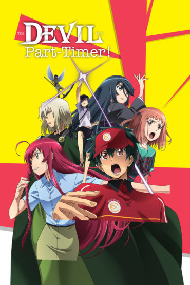 The Devil Is a Part-Timer Font