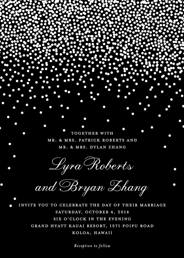 Font For Wedding Invitations with great invitations example
