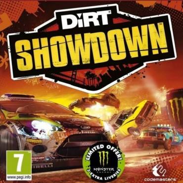Dirt: Showdown Font