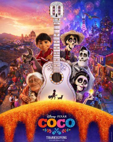 Coco (film) Font