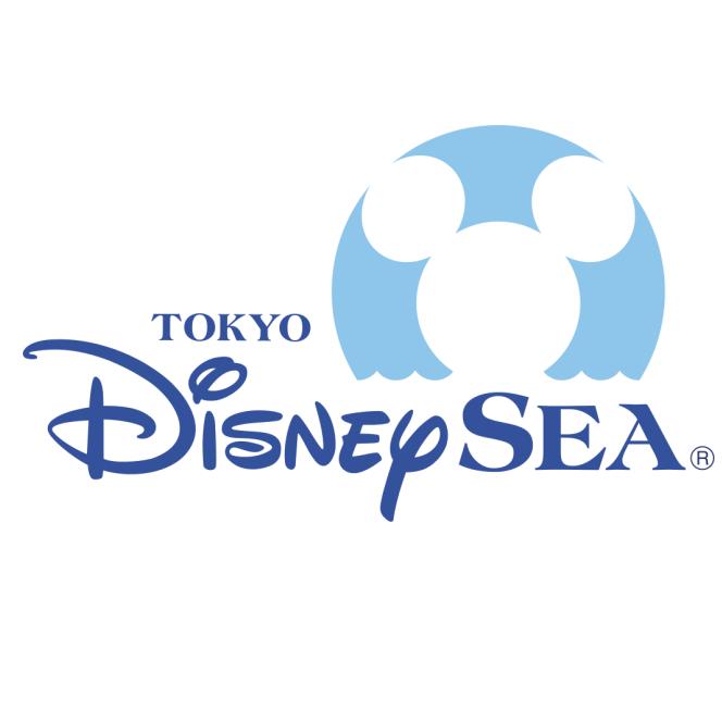 disneysea logo font