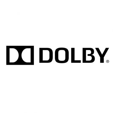 Dolby Logo Font