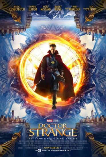 Doctor Strange Font