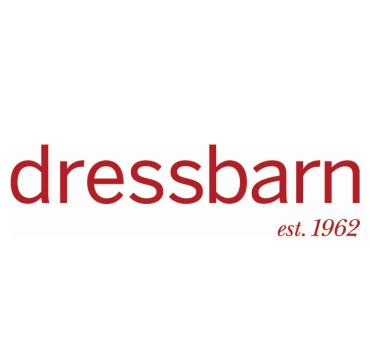 Dressbarn Logo Font