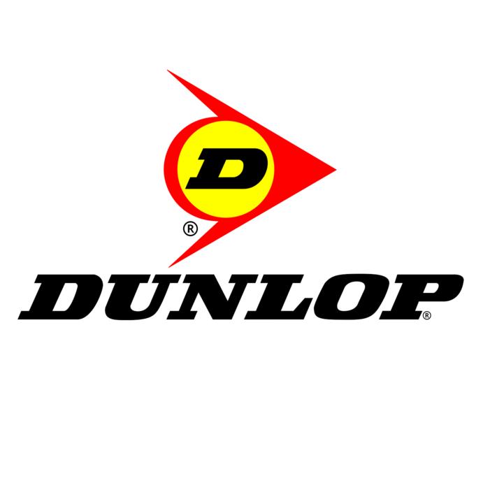 dunlop logo font
