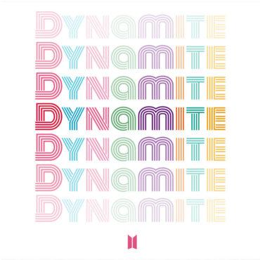 Dynamite (BTS) Font