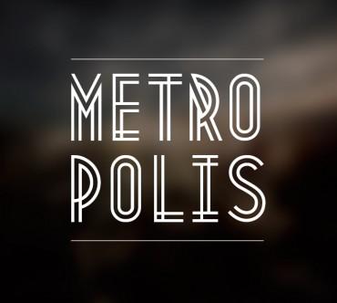 Metropolis 1920 – Free Art Deco Font