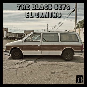 The Black Keys Font
