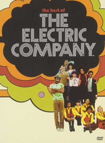 The Electric Company Font
