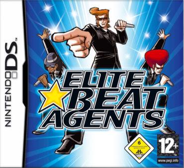 Elite Beat Agents Font