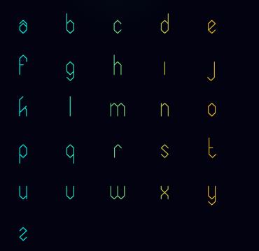 Elixia – Free Geometric Display Font