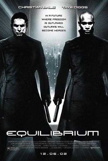 Equilibrium (film) Font