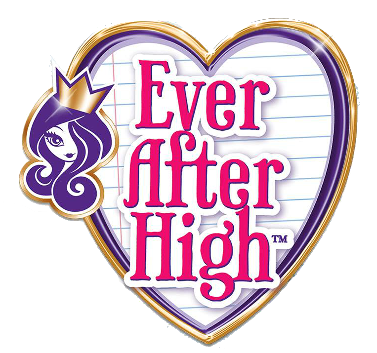 ever after high logo font